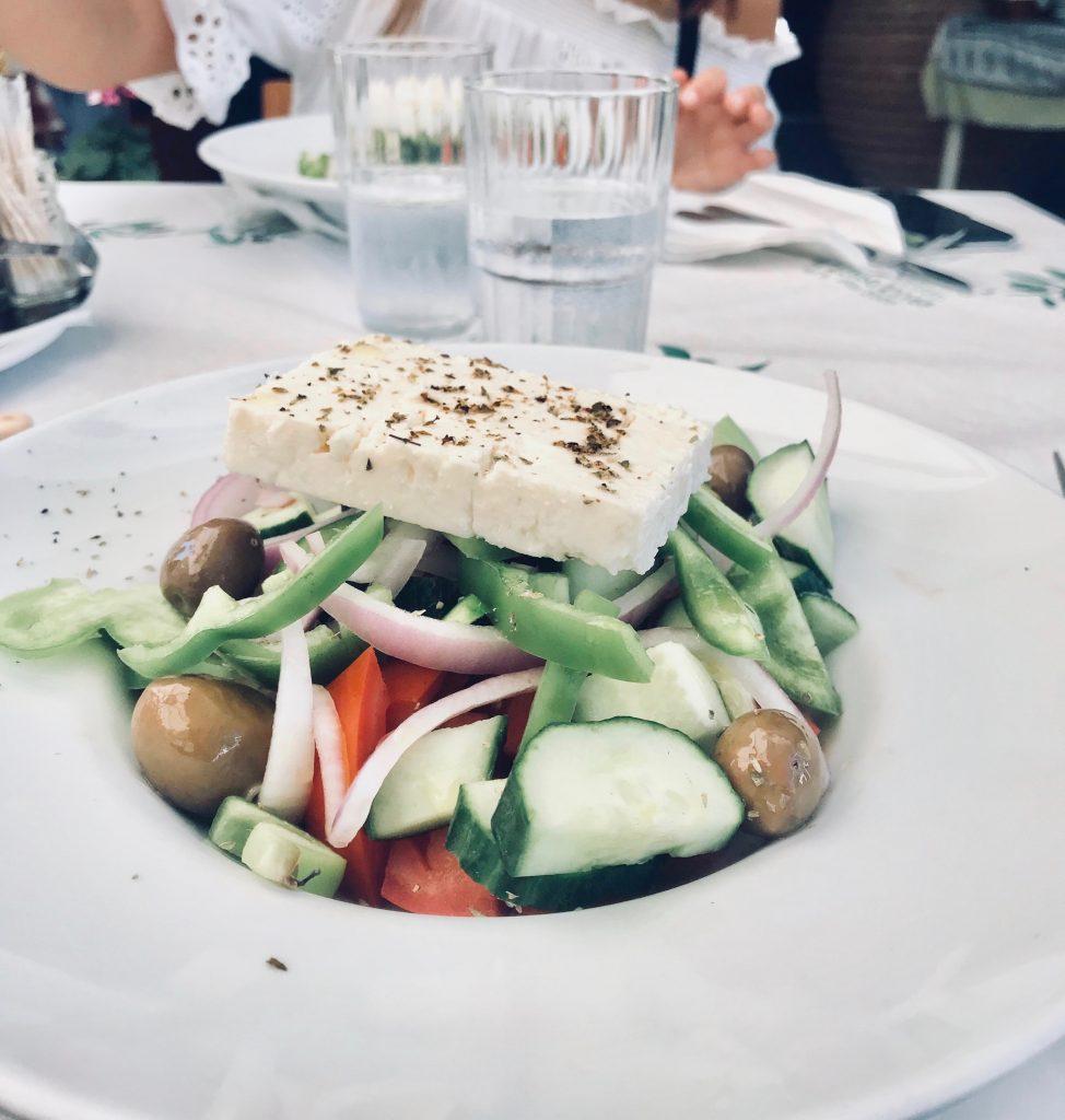 La fameuse feta grecque