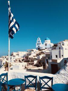 Village médiéval de Pyrgos