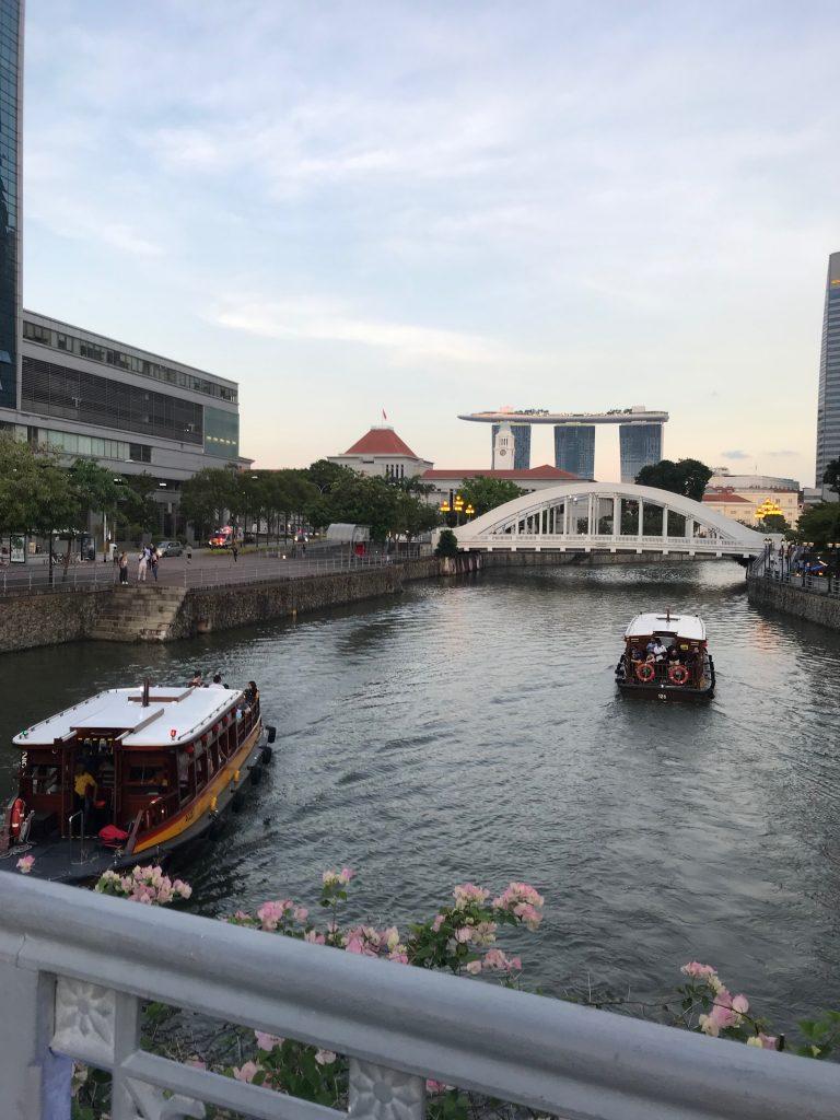 Quais singapour