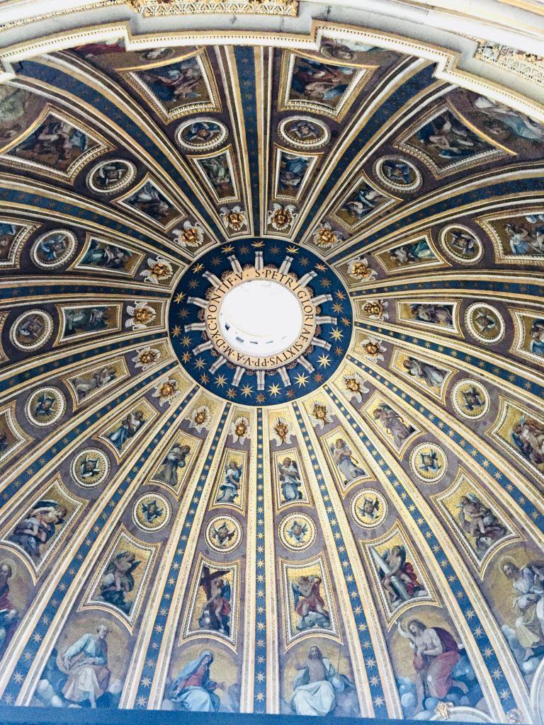 Coupole basilique saint pierre