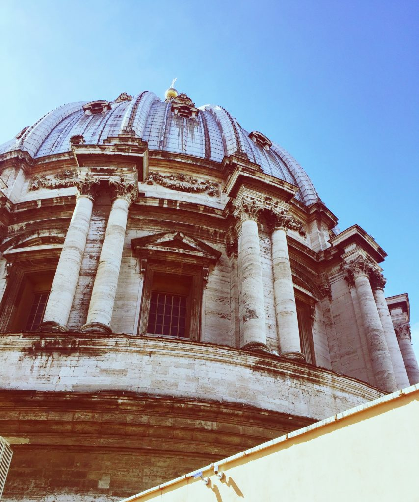 Coupole basilique saint-pierre