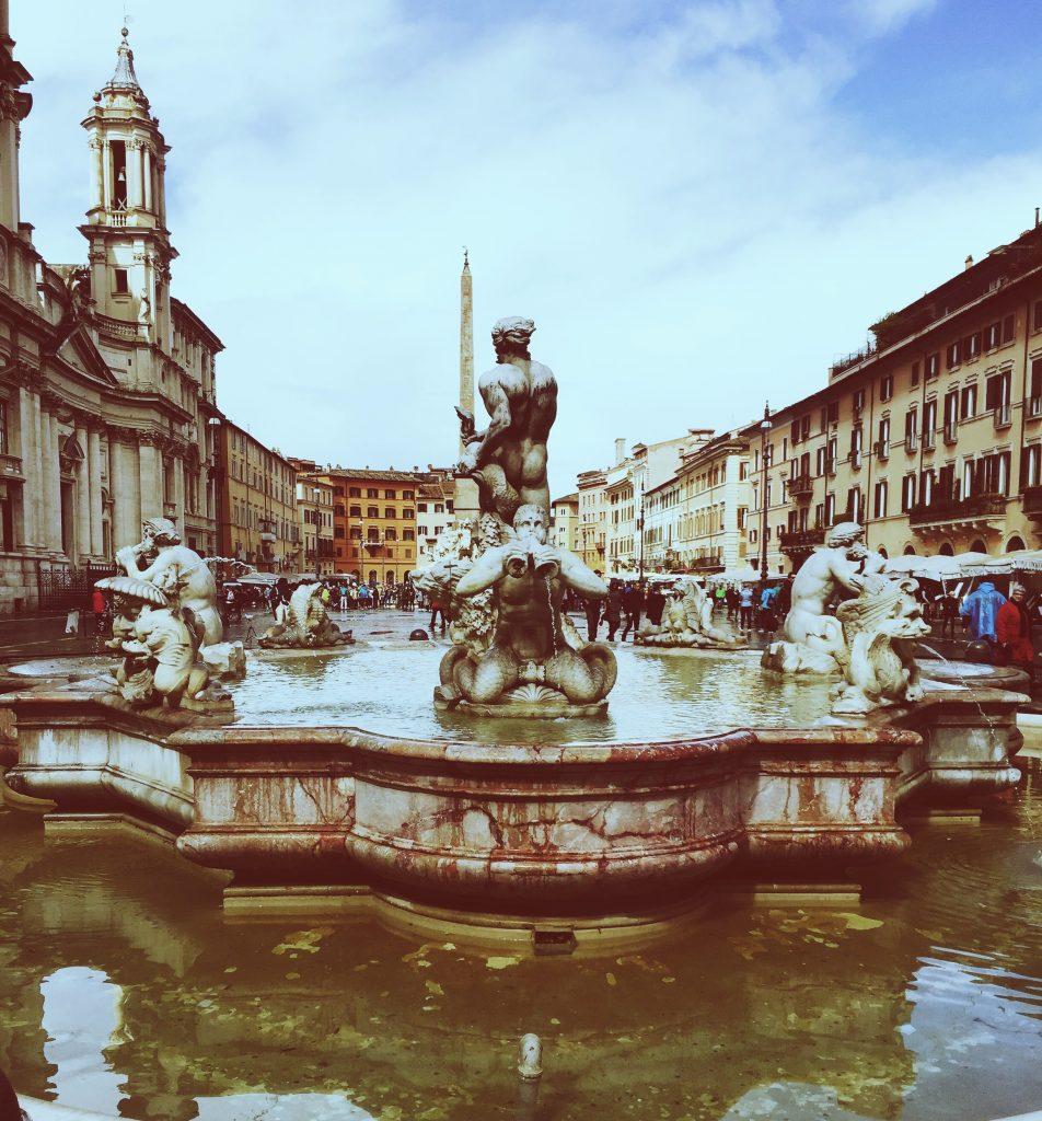 Fontaine Piazza Navona