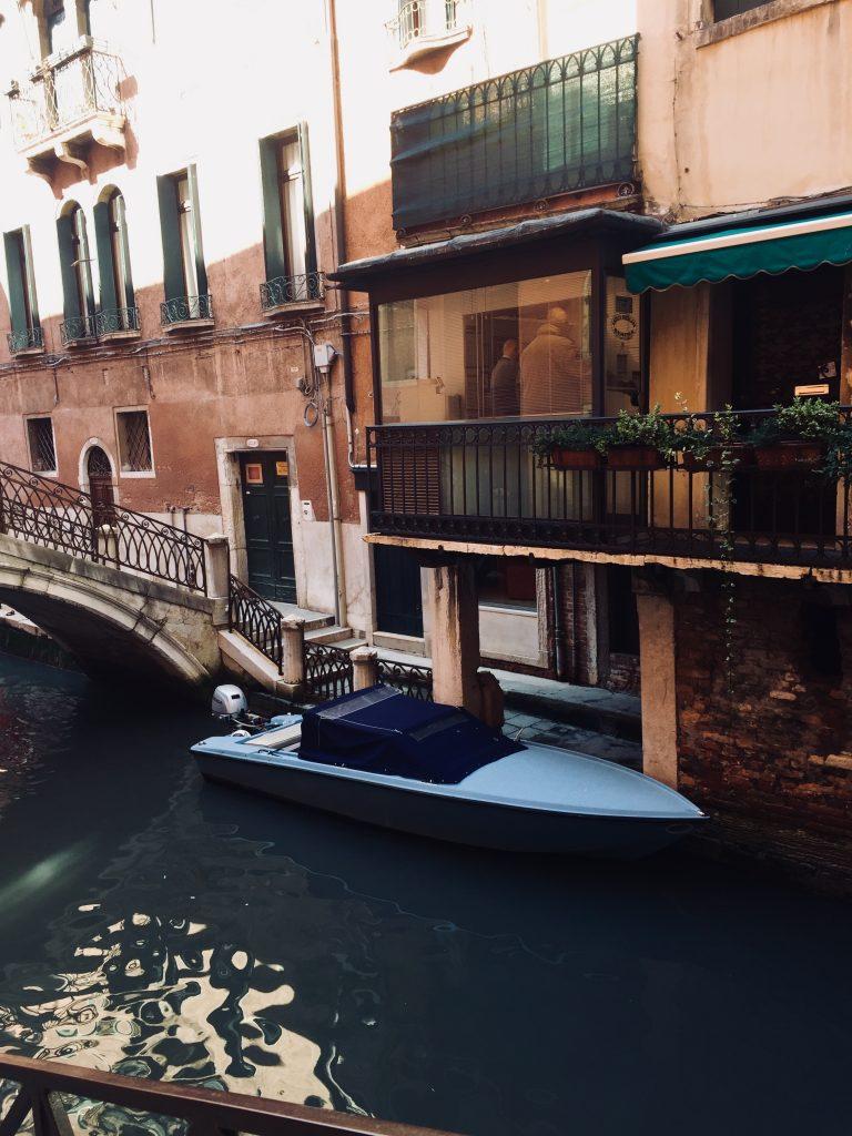 Petits canaux Venise