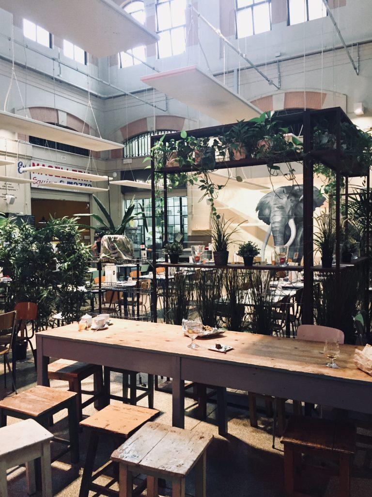 Restaurant mercato delle erbe