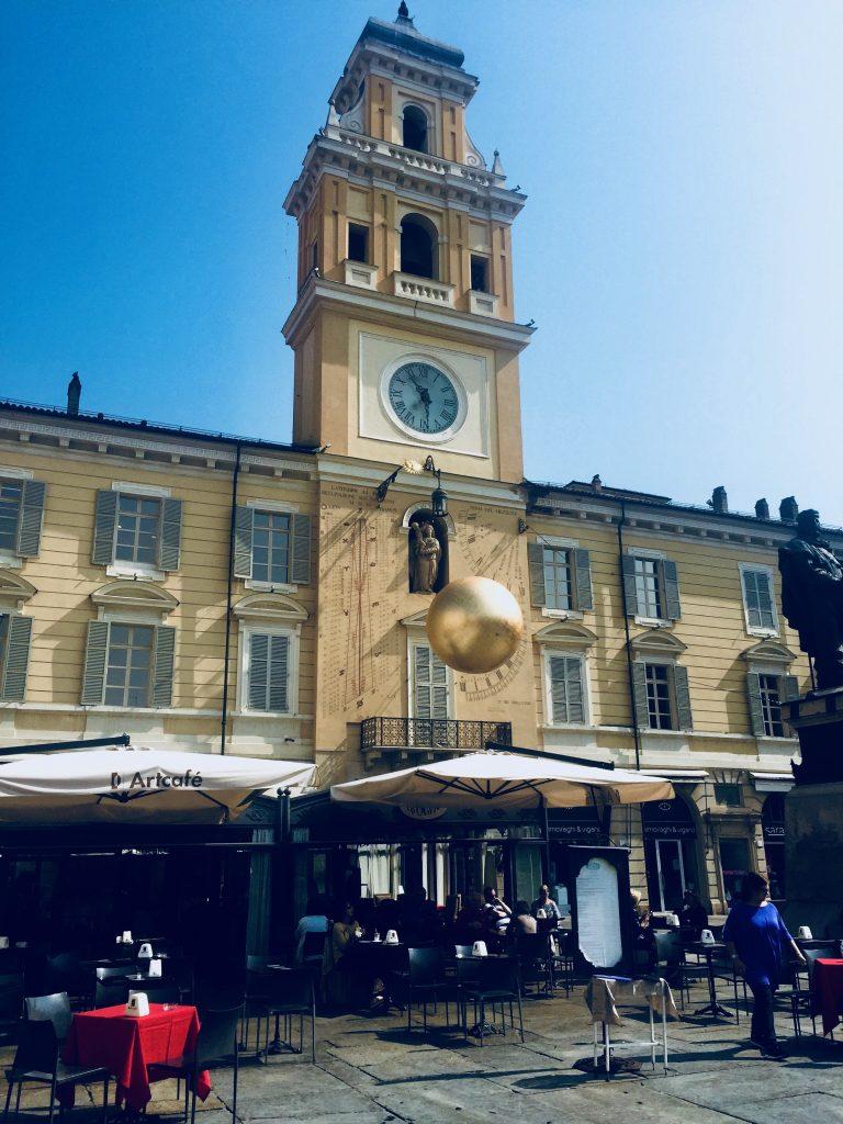 Centre ville Parme