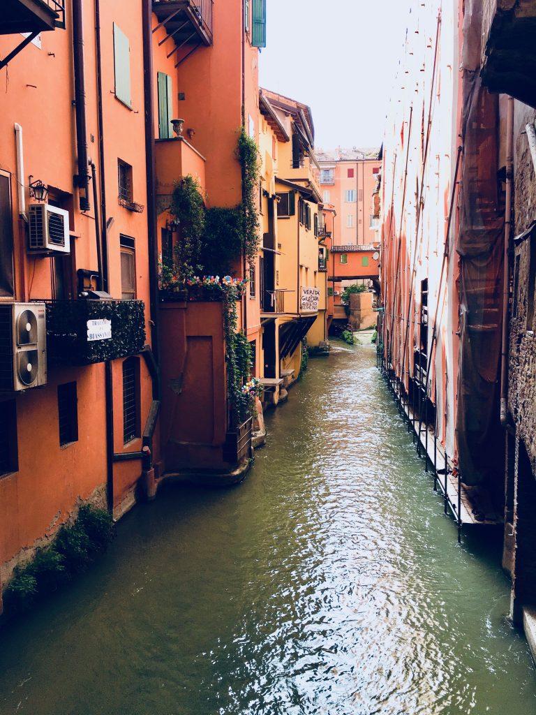 Finestra alla picola venezia