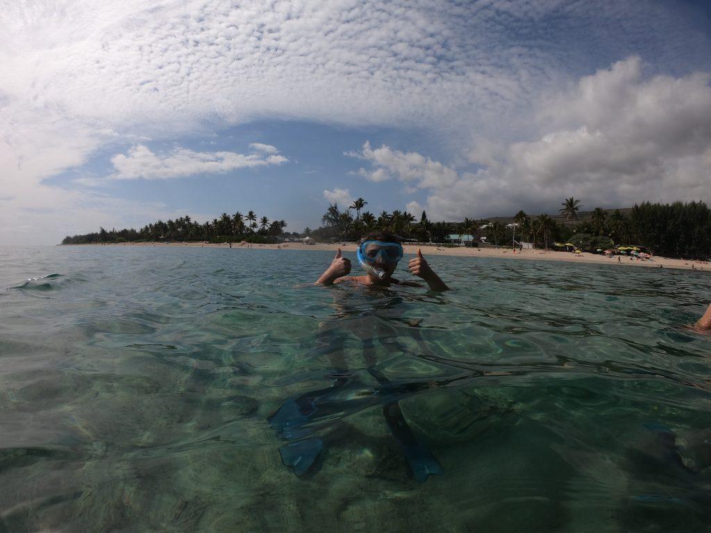 Snorkeling Réunion