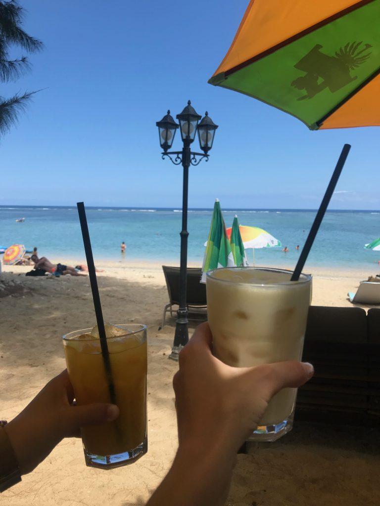 verres Réunion