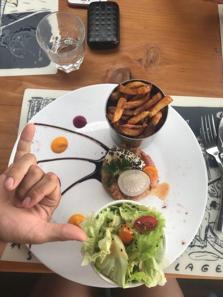 Repas Réunion