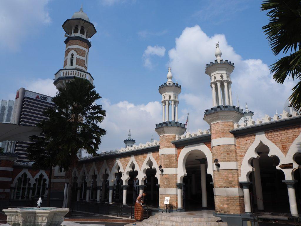 mosquée kuala lumpur
