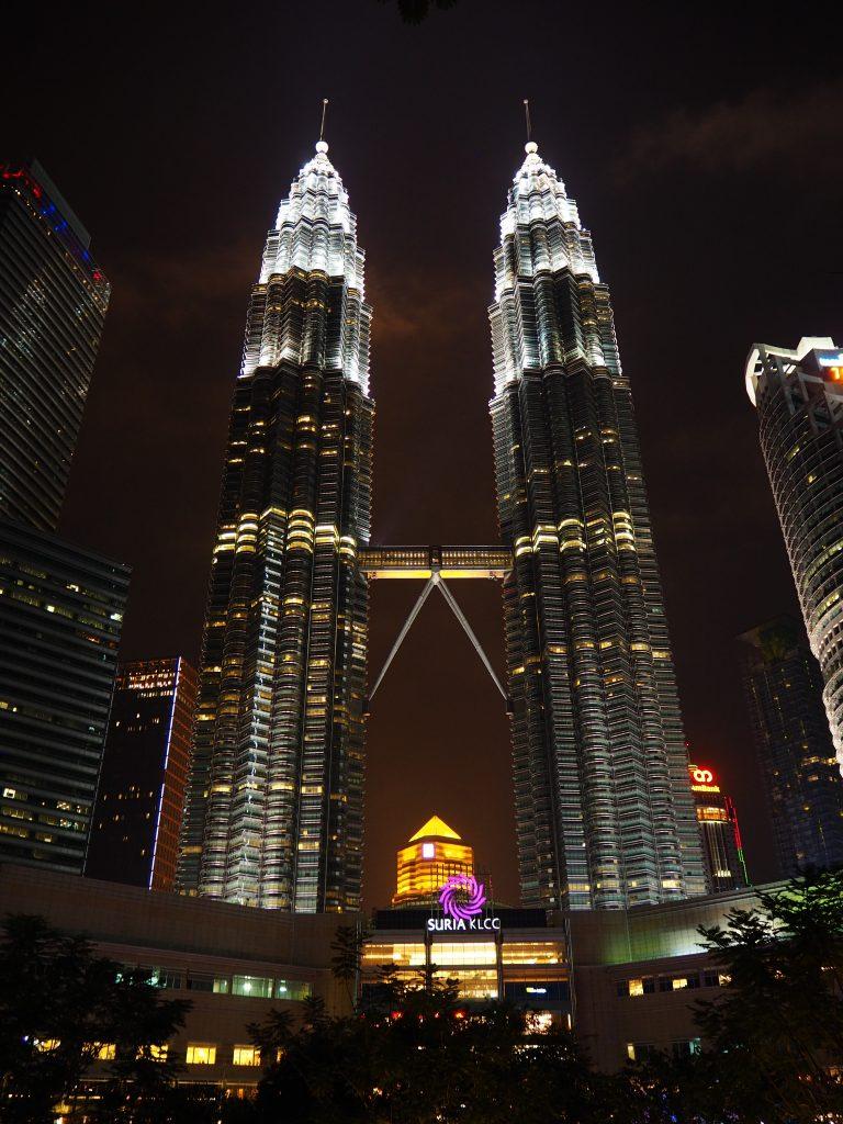 Petronas Tower Kuala Lumpur