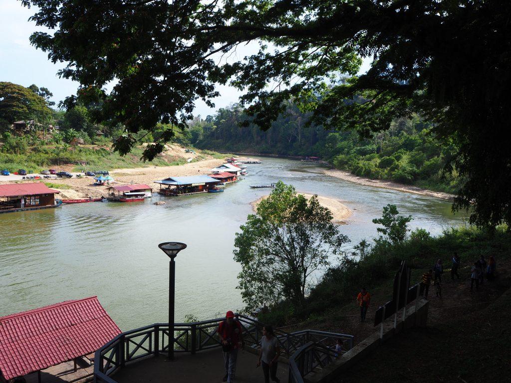 entrée parc Taman Negara