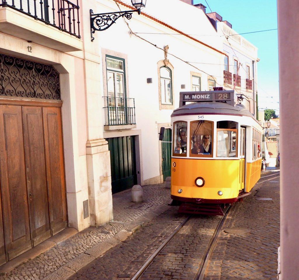 Lisbonne organisation