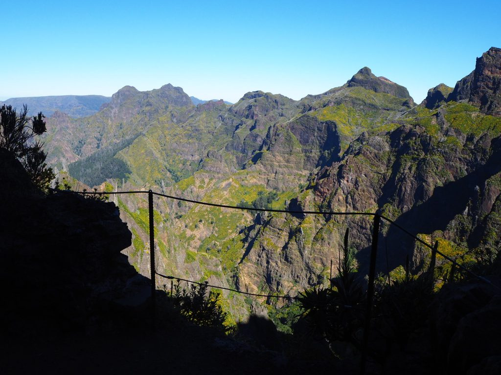 vue Pico do Ariero