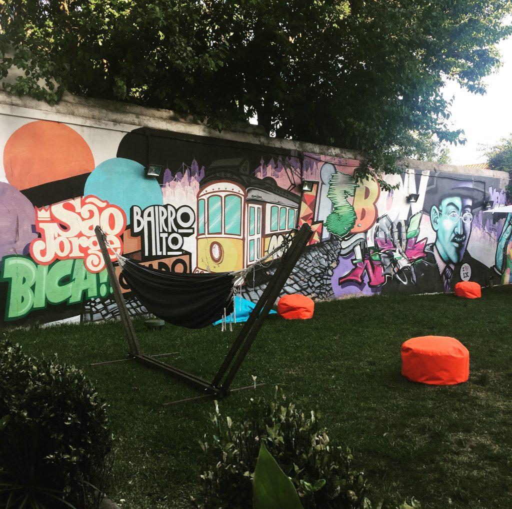 Lisbonne auberge de jeunesse