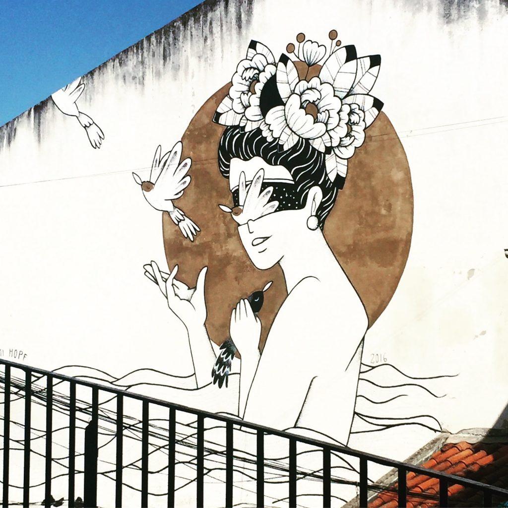 rues alfama Lisbonne