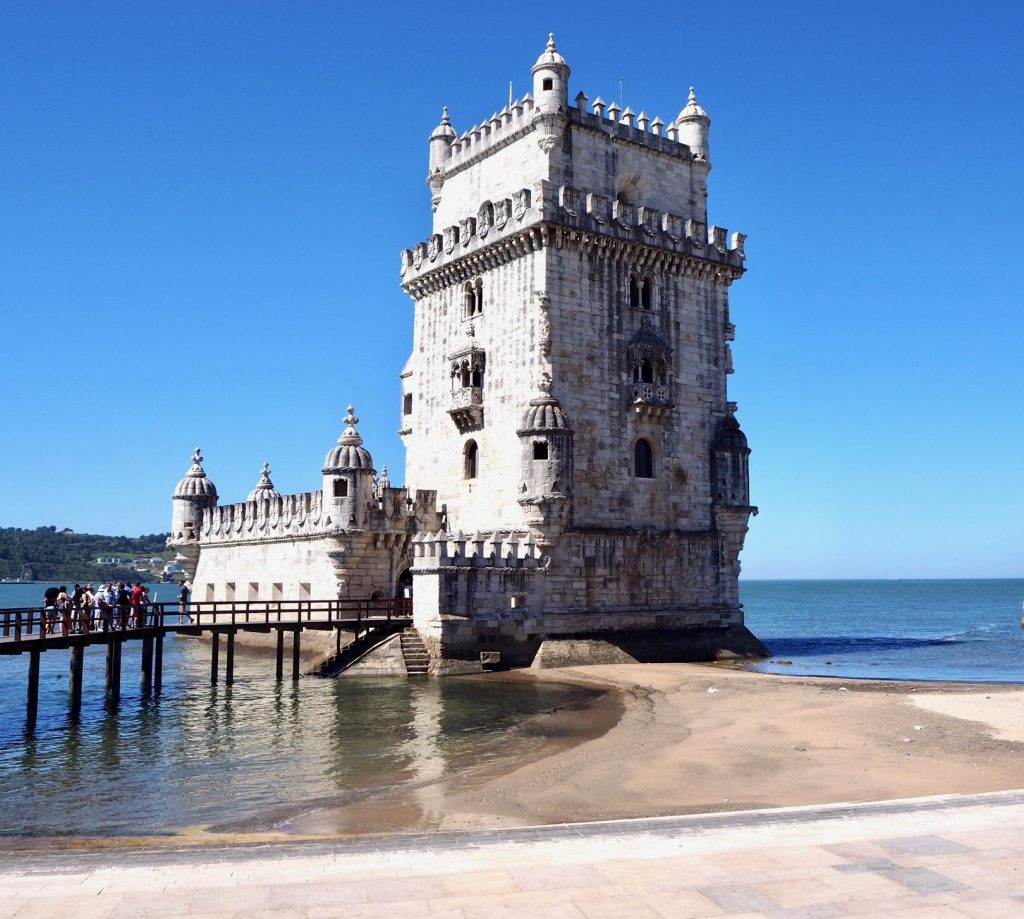 torre de belém lisbonne