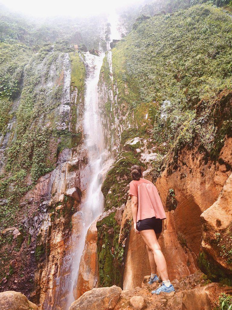 Chute de Carbet - Basse-Terre