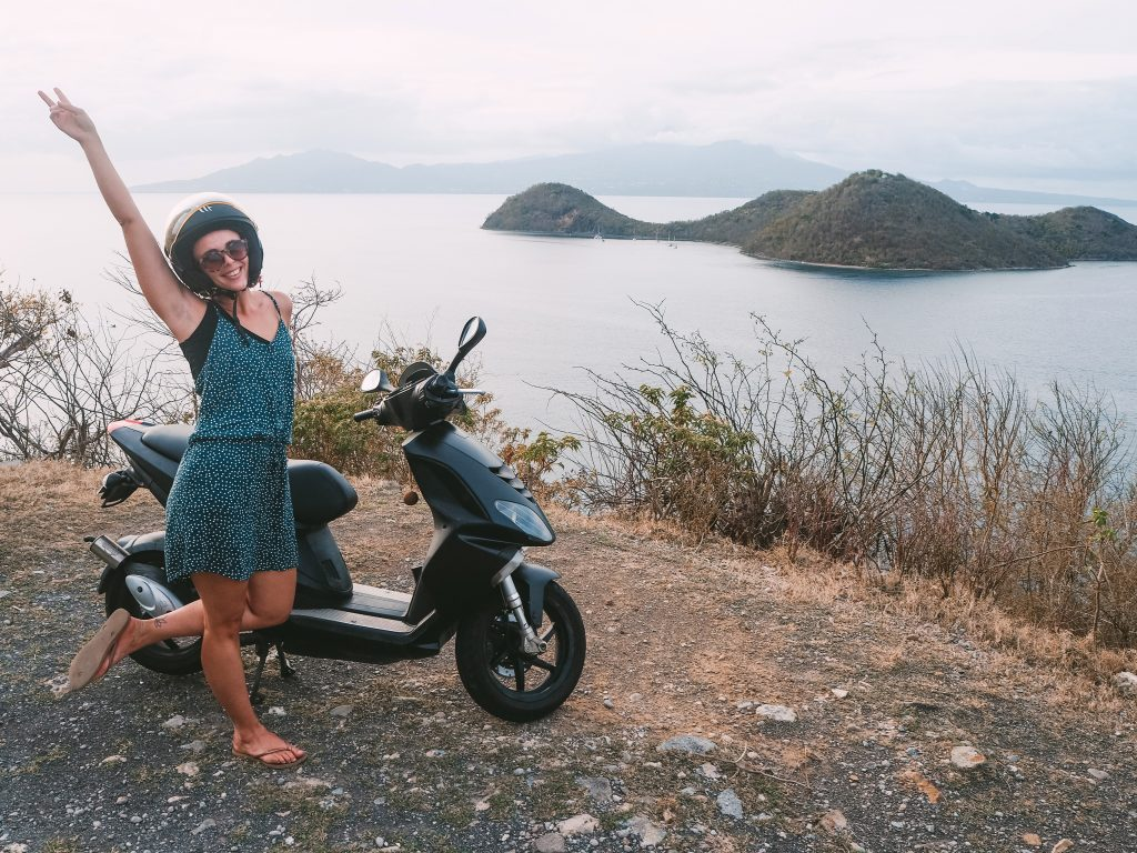 Scooter les saintes