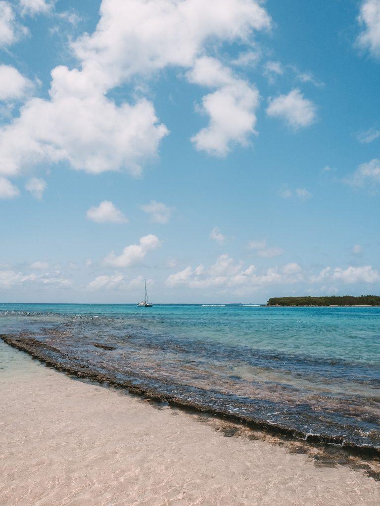 Lagon Petite Terre