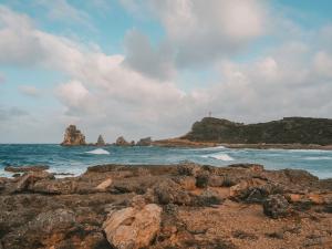 Pointe des châteaux - Guadeloupe
