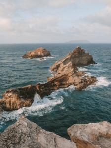 pointe des châteaux- Guadeloupe