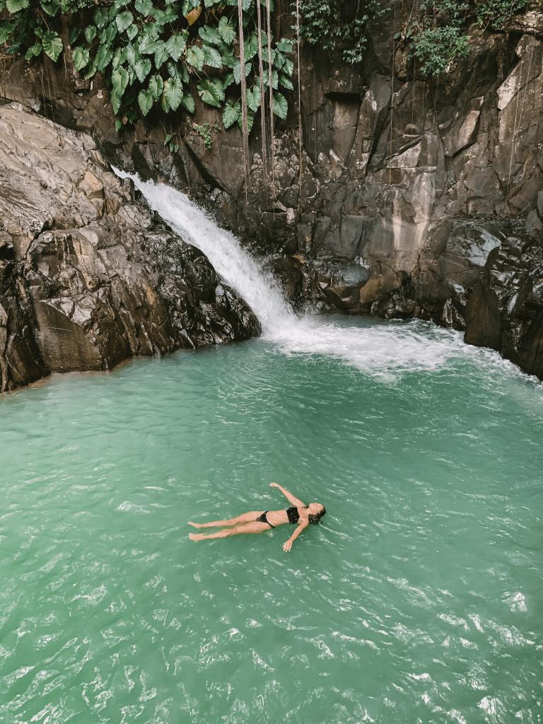 Les cascades - Itinéraire 10 jours en Guadeloupe