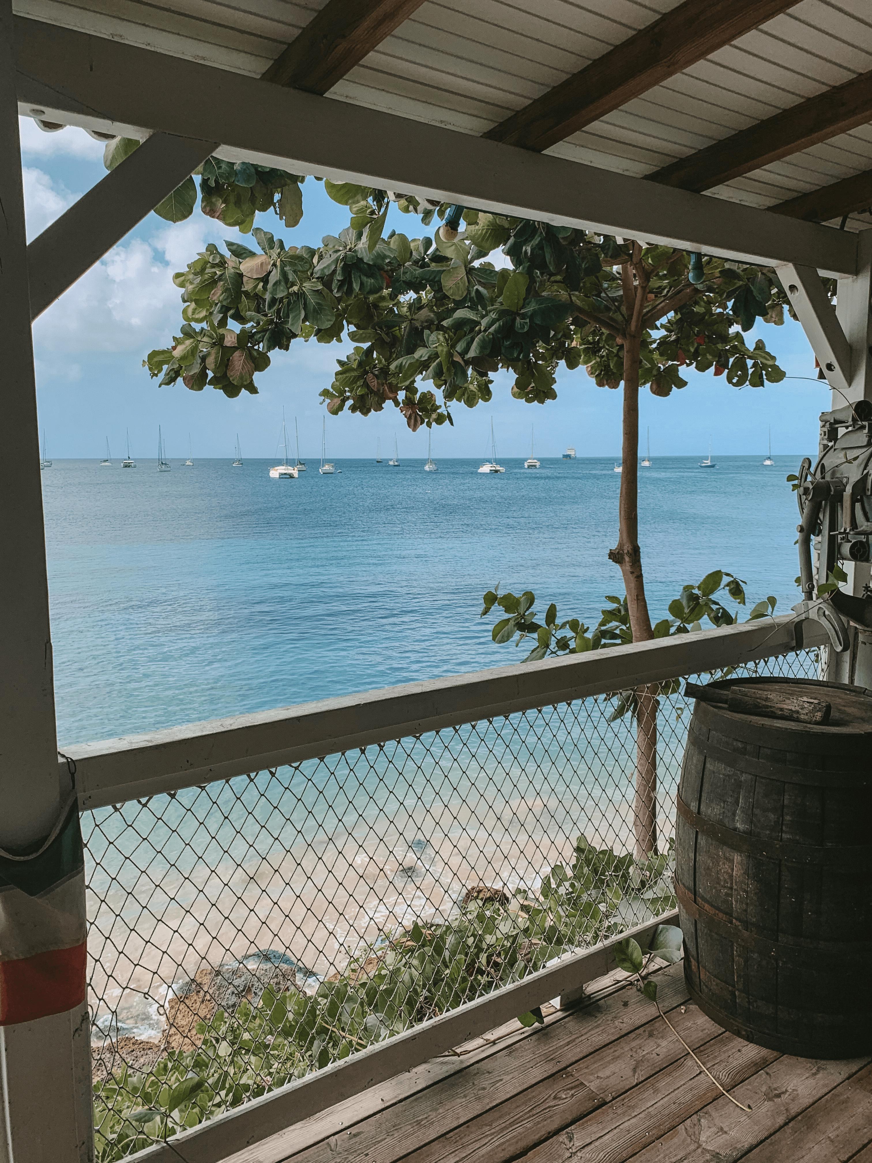 La Baleine Rouge Restaurant