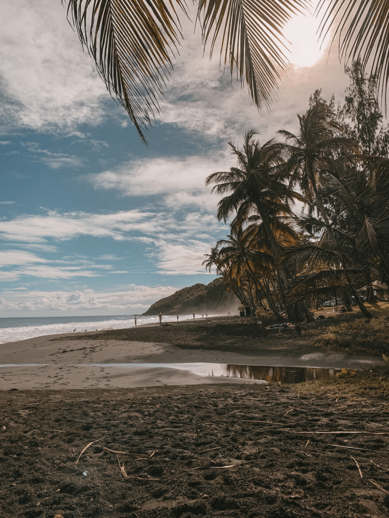 Plage de Grande Anse Trois-Rivières