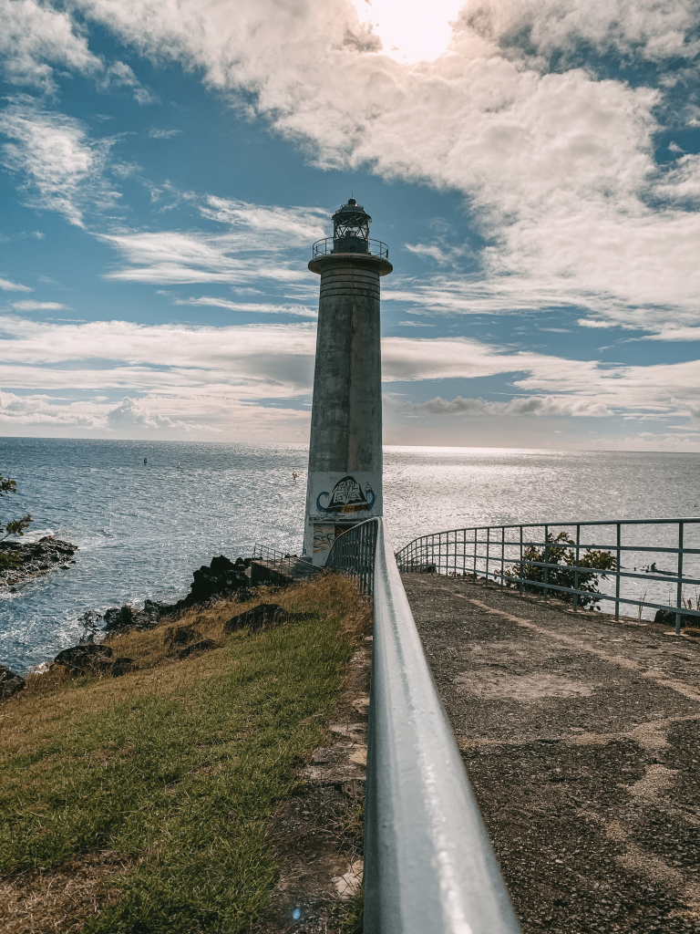 vieux-fort le phare