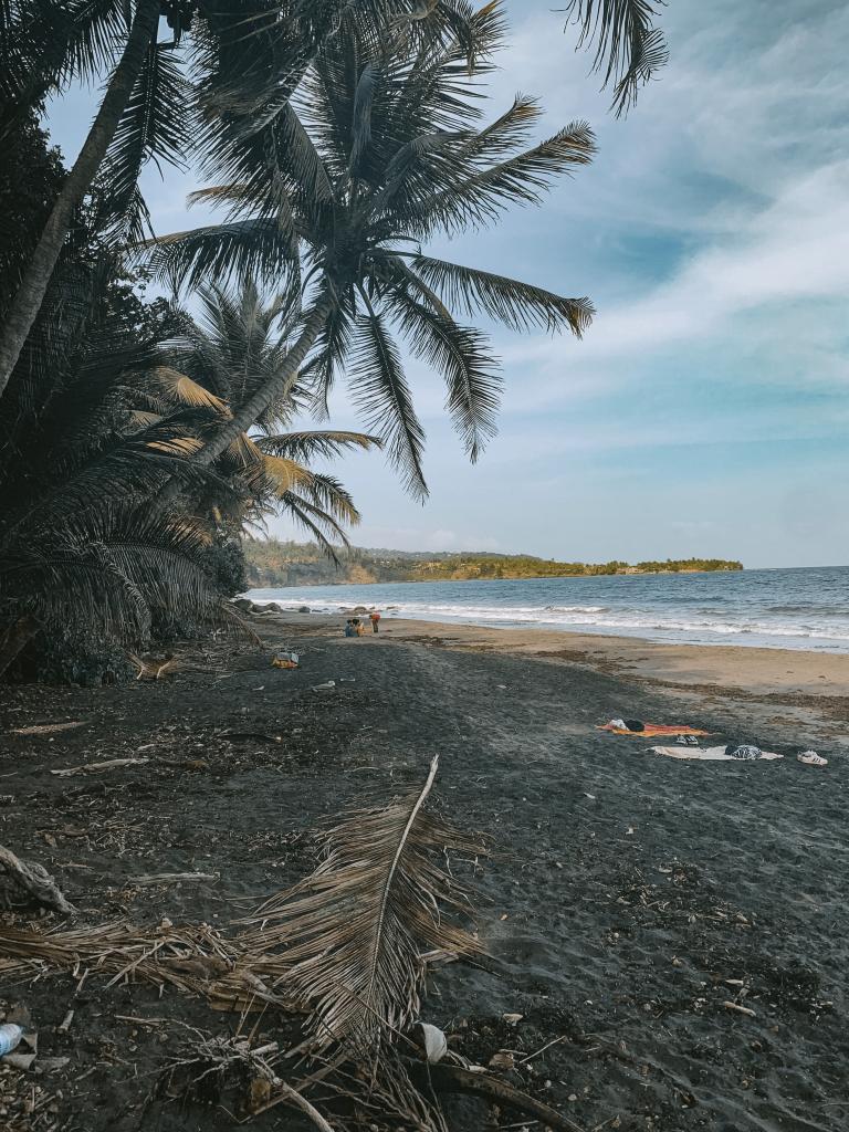 Plage de Grande-Anse