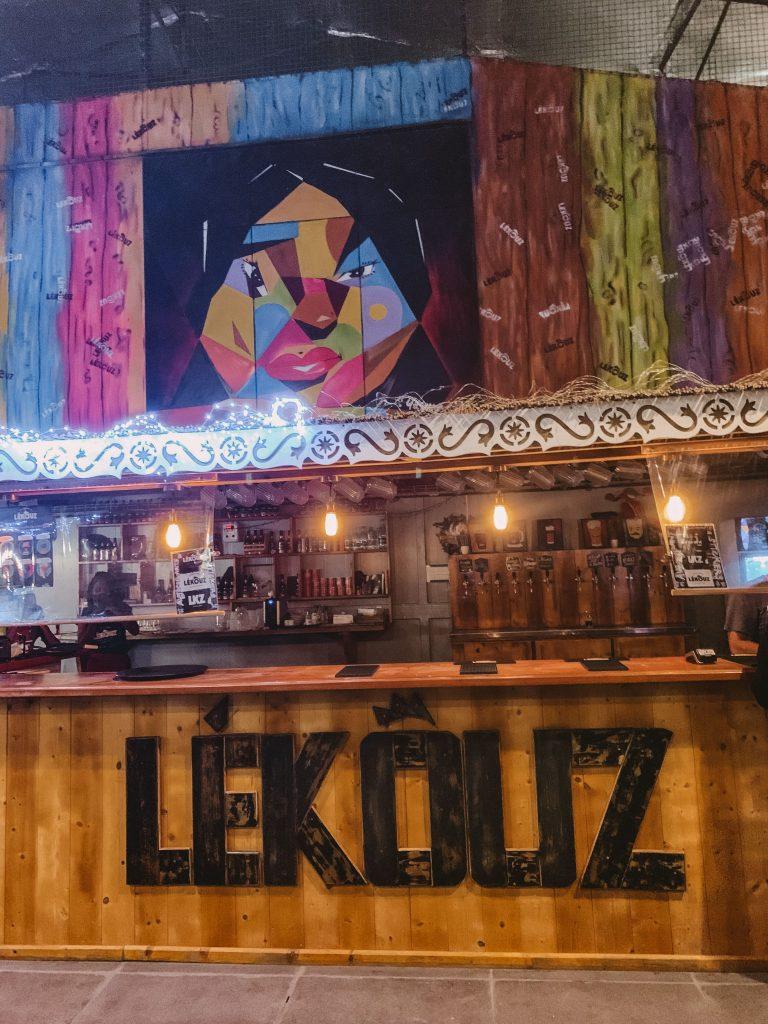 Brasserie Lé Kouz